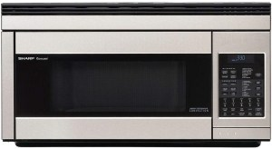Sharp-R1874T-Over-the-Range-Convection-Microwave