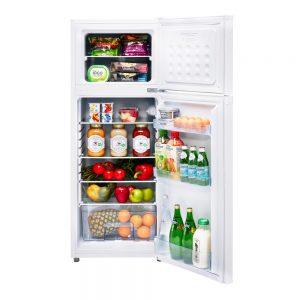 Unique-6.0 cu.-ft.-170-l-Solar-DC-Top-Freezer-Refrigerator