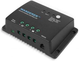 Renogy Wanderer Li 30A 12V PWM Negative Ground Charge Controller