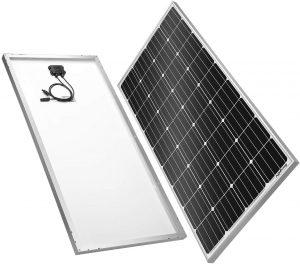 BougeRV 170 Watts Solar Panel