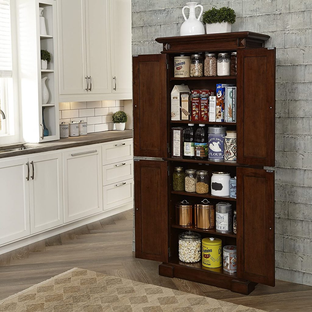 7 Best Free Standing Kitchen Pantry Cabinets Of 2020 Robust Kitchen